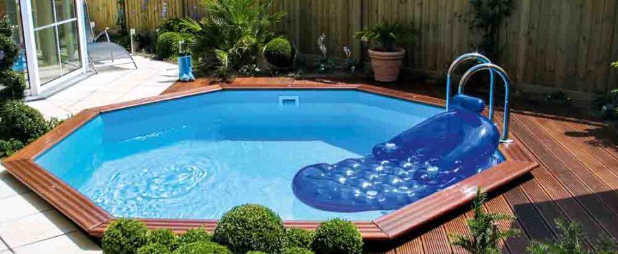 Placera poolen rätt i din trädgård