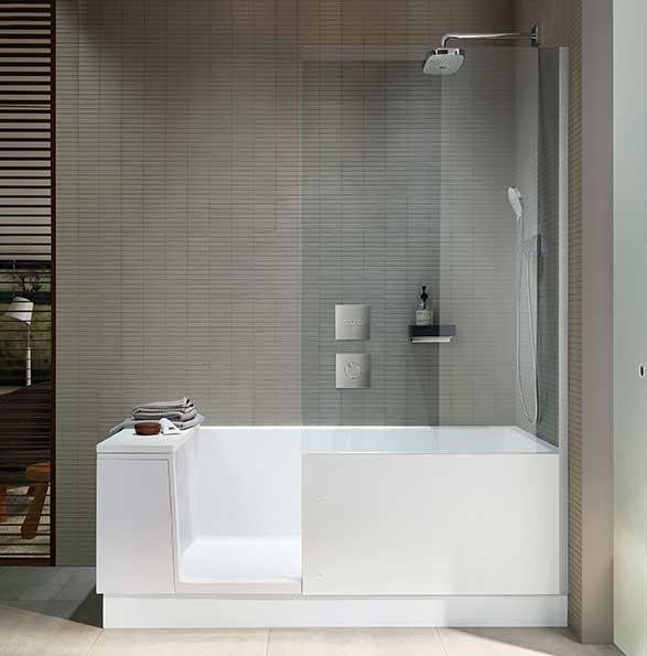 Shower+bath-duravit