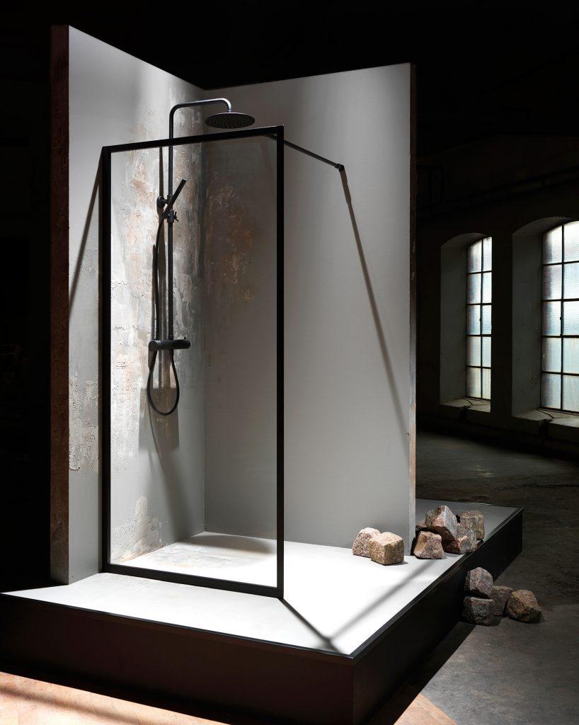 Skötselråd för duschar