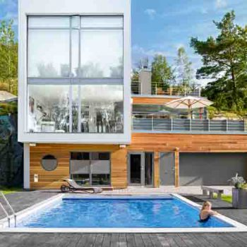 Bygga pool del 1