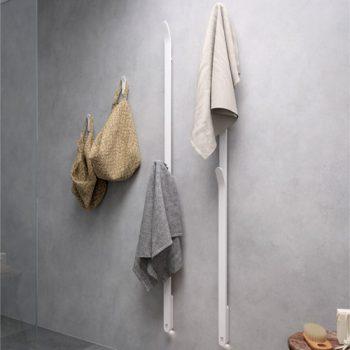 Elektrisk handdukstork Bow från INR
