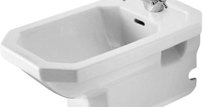 Vägghängd toalettstol från Duravit