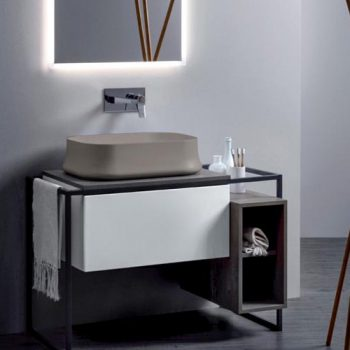 Frame badrumsmöbel från Simas